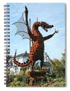 Jurustic Park - 1 Spiral Notebook