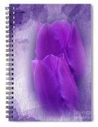 Just A Lilac Dream -2- Spiral Notebook