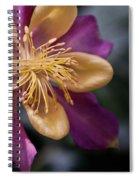 Just A Pretty Flower Spiral Notebook