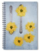 Just A Spoonful Spiral Notebook