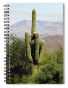 Just Arizona Spiral Notebook