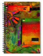 Just Asking For A Smile Spiral Notebook