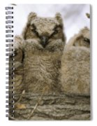 Just Babies Spiral Notebook