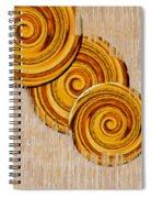Just Bread Spiral Notebook