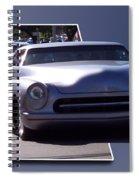 Just Cruising Spiral Notebook
