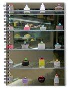 Just Desserts Spiral Notebook