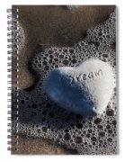 Just Dream 3 Spiral Notebook