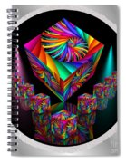 Just For Fun - Contest Entry Only Spiral Notebook