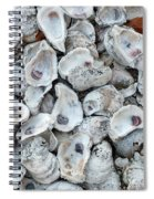 Just For The Shell Of It Spiral Notebook