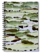 Just Lily Pads Spiral Notebook