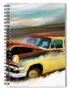 Just Needs A Paint Job Spiral Notebook