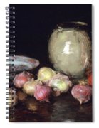 Just Onions, 1912 Spiral Notebook