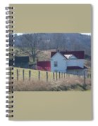 Just Over The Hill - Craig County Virginia Scenic Spiral Notebook