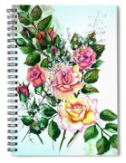 Just Roses Spiral Notebook