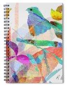 Just Sittin Spiral Notebook