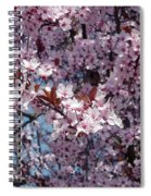 Just Spring Spiral Notebook
