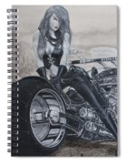 Justice Spiral Notebook