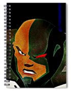 Justice League Doom Spiral Notebook