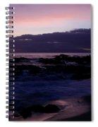 Ka Lokomaikai Paako Makena Maui Hawaii Spiral Notebook