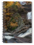 Kaaterskill Falls Autumn Spiral Notebook