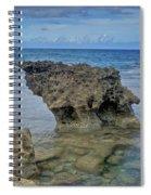 Kaena Point  7868 Spiral Notebook