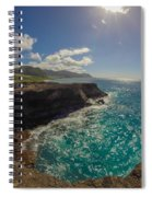 Kaena Pool Spiral Notebook