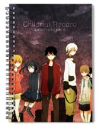 Kagerou Project Spiral Notebook