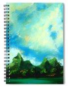 Kahiki Spiral Notebook
