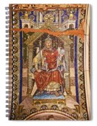 Kaiser Wilhelm Memorial Church Berlin Spiral Notebook