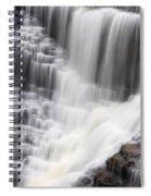 Kakabeka Falls Spiral Notebook