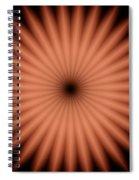 Kaleidoscope 3 Spiral Notebook