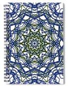 Kaleidoscope 706 Spiral Notebook