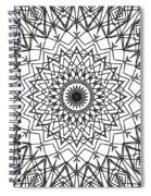 Kaleidoscope 790 Spiral Notebook