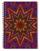 Kaleidoscope 816 Spiral Notebook