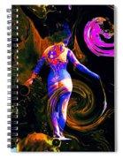 Kaleidoscope Eyes... Spiral Notebook