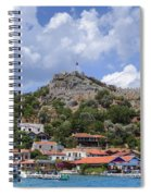 Kalekoey - Turkey Spiral Notebook