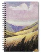 Kalihi Valley Art Spiral Notebook