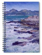 Kalk Bay And Fish Hoek  Cape Town South Africa 2006  Spiral Notebook