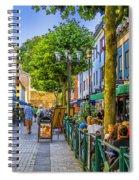 Kalmar Cafes Spiral Notebook