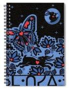 Kamwatisiwin - Gentleness In A Persons Spirit Spiral Notebook
