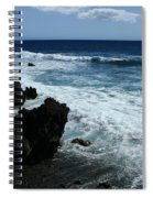 Kanaio Ahihi Kinau Maui Hawaii Spiral Notebook