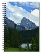 Kananaskis Trail Spiral Notebook