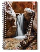Kanarraville Falls Spiral Notebook