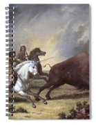 Kane: Buffalo Hunt Spiral Notebook