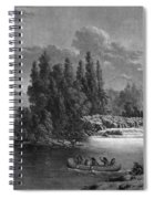 Kane: White Mud Portage Spiral Notebook
