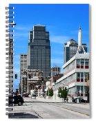 Kansas City Cross Roads Spiral Notebook