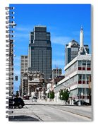 Kansas City Cross Roads Spiral Notebook