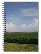 Kansas Skies Spiral Notebook