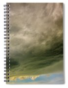 Kansas Storm Chasing 011 Spiral Notebook