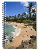 Kapalua Beach Resort Spiral Notebook